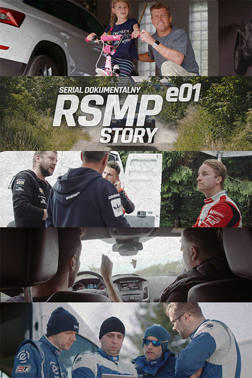 Poster - RSMP STORY s01e01